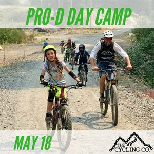 Pro-D Day Mountain Bike Camp - May 18th