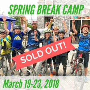 Spring Break - Week 2 - Sold Out!