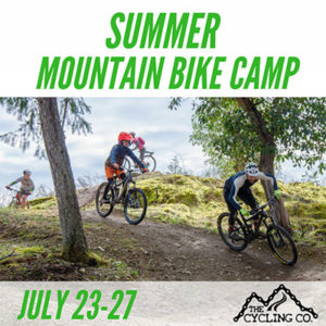 Summer Mountain Bike Camp - July23-27