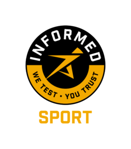 Informed Sport Certified